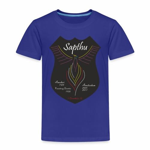 Crest Sapthu - Kids' Premium T-Shirt
