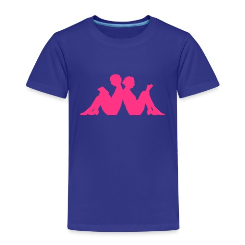 LÄSRO - Premium-T-shirt barn