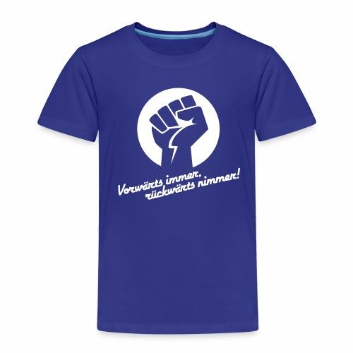 Vorwärts immer rückwärts nimmer - Kids' Premium T-Shirt
