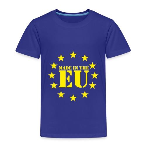 eu png - Kids' Premium T-Shirt
