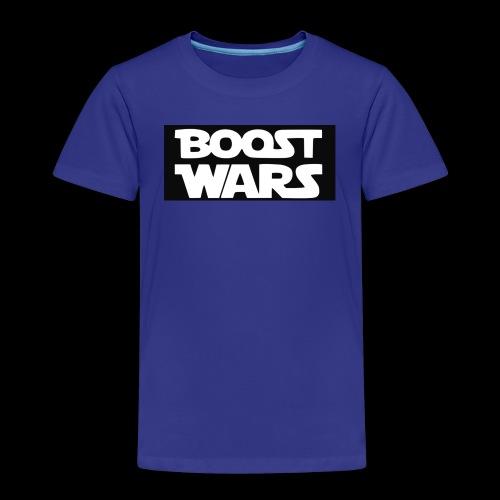 Boost Wars - Kinder Premium T-Shirt