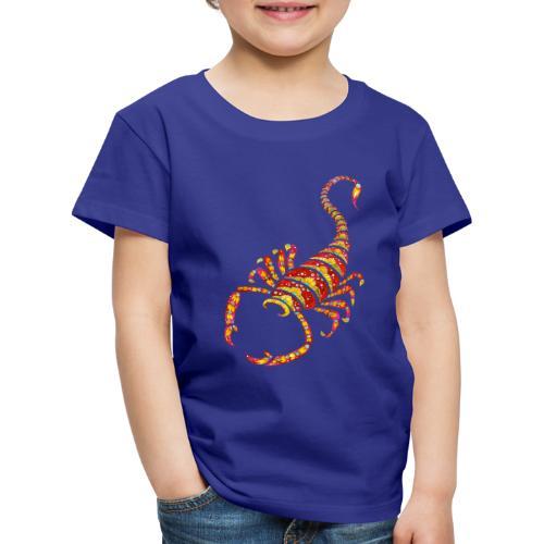 Diego le scorpion - T-shirt Premium Enfant
