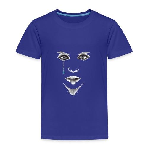 Blue tear - T-shirt Premium Enfant