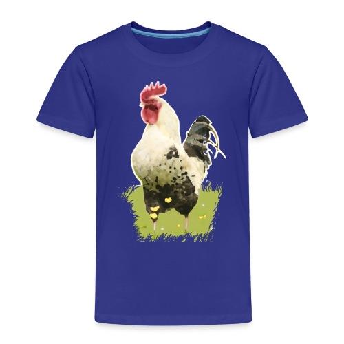 gallo-primavera - Maglietta Premium per bambini