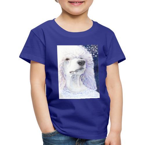Poodle DreamDog - Børne premium T-shirt