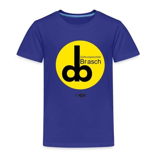 Barsch Regenschirm - Kinder Premium T-Shirt
