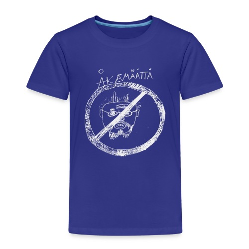 Mättää black - Premium-T-shirt barn