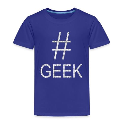 # GEEK - T-shirt Premium Enfant