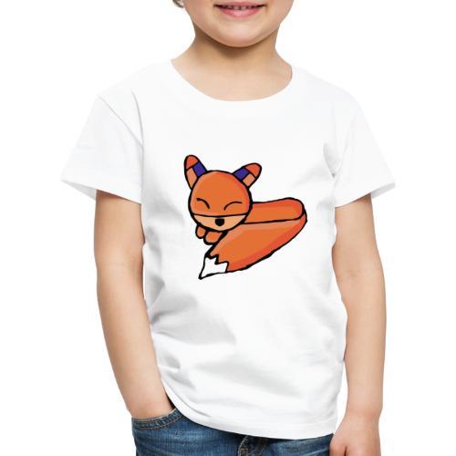Edo le renard - T-shirt Premium Enfant
