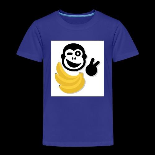 Treue Bananen Logo - Kinder Premium T-Shirt