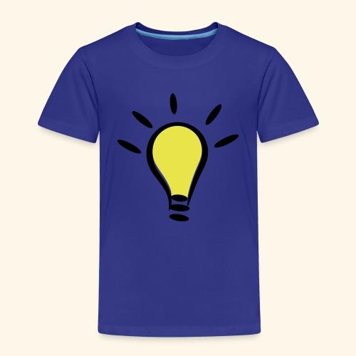 Glühbirnen Kollektion - Kinder Premium T-Shirt