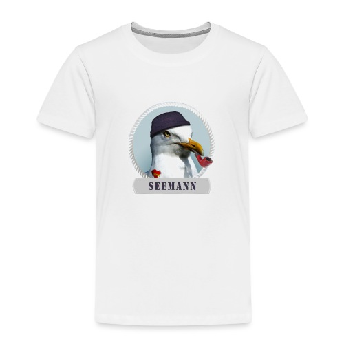 Seemann - Kinder Premium T-Shirt