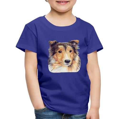 shetland Sheepdog 2 - Børne premium T-shirt