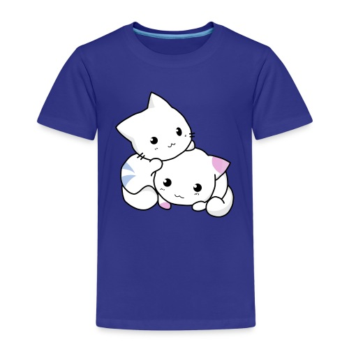 sweet cats - Kinder Premium T-Shirt