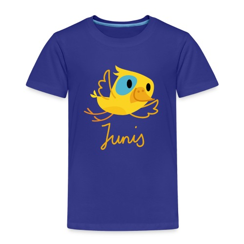 JUNIS-01 - Kinder Premium T-Shirt