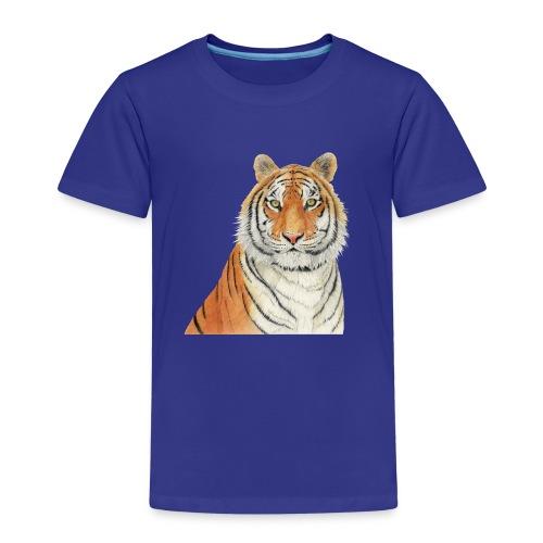 Tigre,Tiger,Wildlife,Natura,Felino - Maglietta Premium per bambini