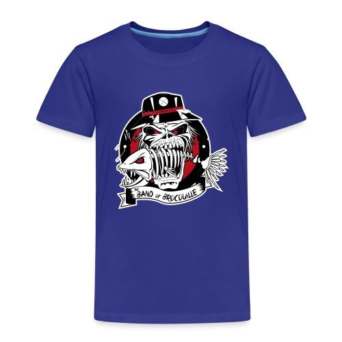 logo bandofbrocouille-01 - T-shirt Premium Enfant