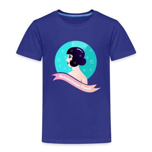 Retro Shower - Børne premium T-shirt