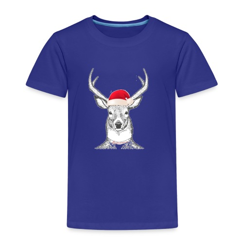 Santacomes.us - Premium-T-shirt barn