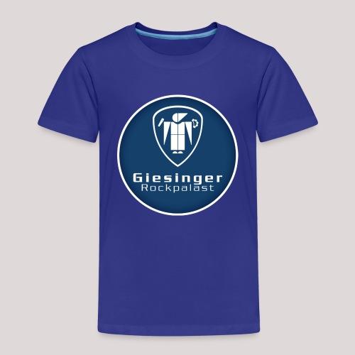circlelogo_blue_bright_be - Kinder Premium T-Shirt
