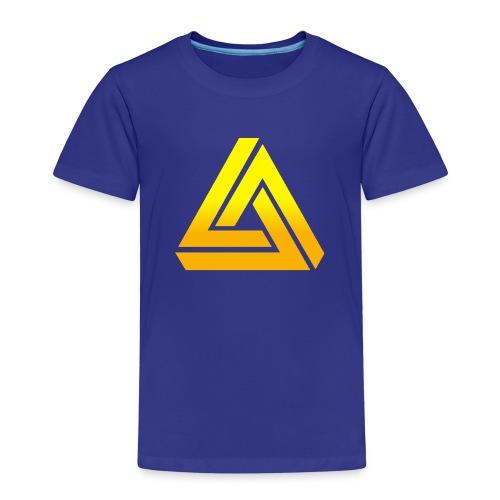 DIE KONFI 2015 TRSP Schwarze Schrift png - Kinder Premium T-Shirt