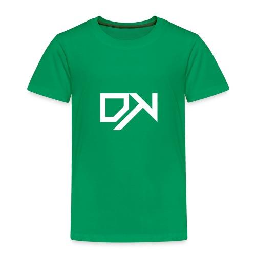 DewKee Logo Shirt Black - Kids' Premium T-Shirt