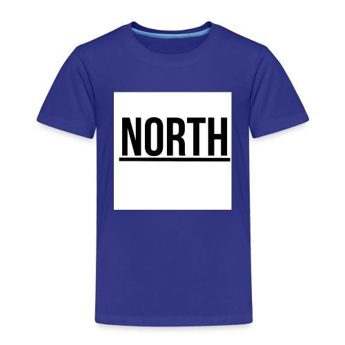 North T-Shirt VIT Man - Premium-T-shirt barn