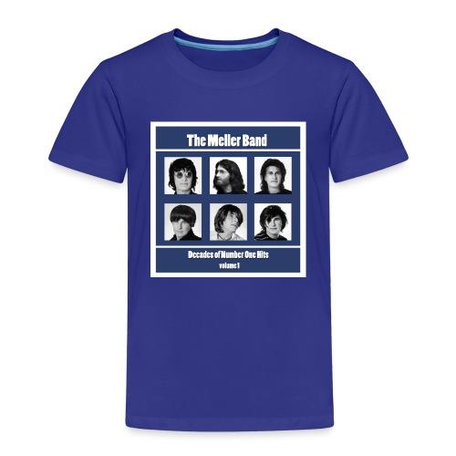 The Meller Band Brikker - Premium T-skjorte for barn