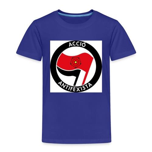 Acció Antifa - Camiseta premium niño