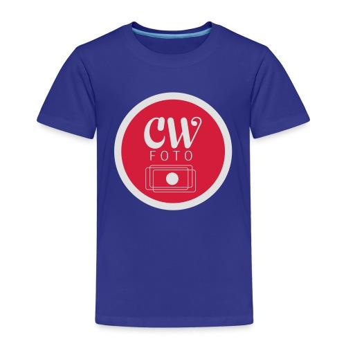 cw_foto_simplyfied-ai - Premium T-skjorte for barn