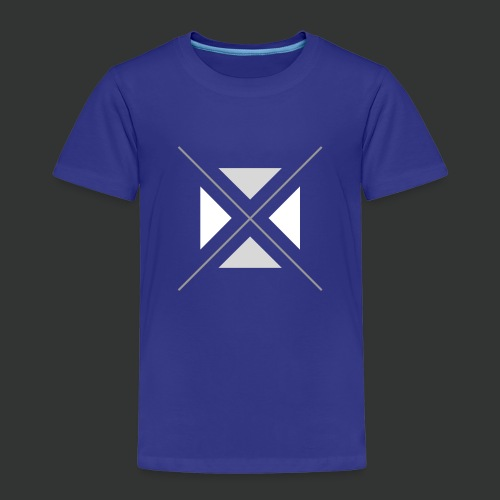 hipster triangles - Kids' Premium T-Shirt
