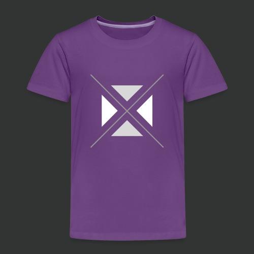 hipster triangles - Kids' Premium T-Shirt