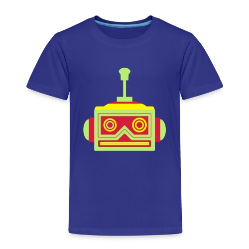 Robot head - Kids' Premium T-Shirt