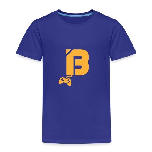 BOOYAH T-Shirt Oranje Logo - Kinderen Premium T-shirt