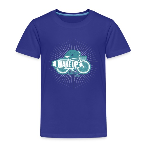 wake up and live - Kids' Premium T-Shirt