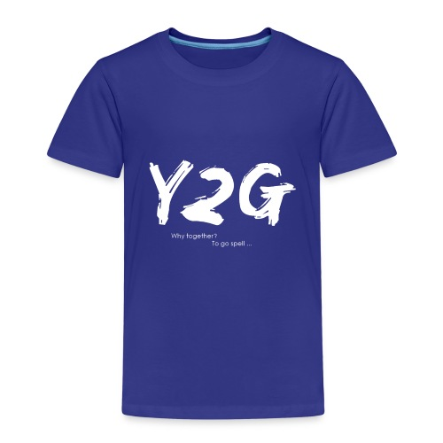 Y2G - T-shirt Premium Enfant