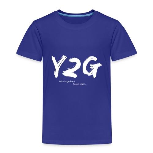 y2g bis bis - T-shirt Premium Enfant