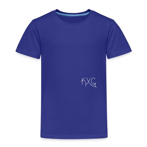 KXGlogo png - Kinderen Premium T-shirt