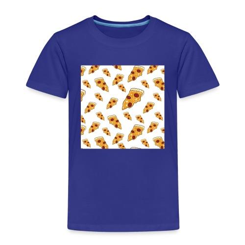 PizzaPattern png - Kids' Premium T-Shirt