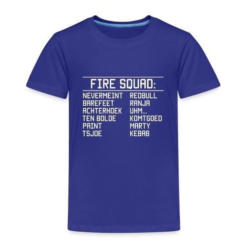 8DArmyTekst v001 - Kinderen Premium T-shirt