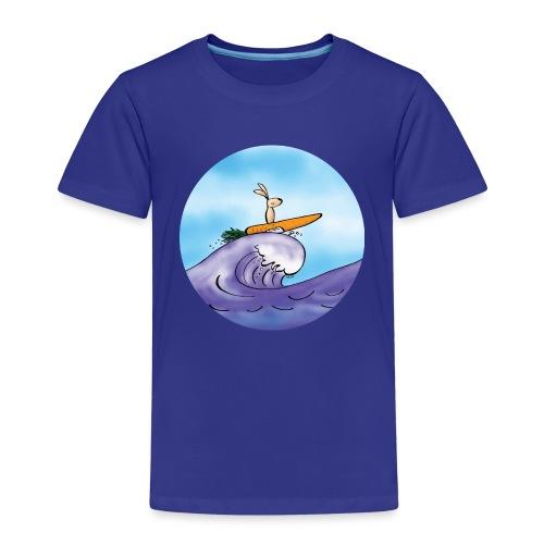 Morotssurfning - Premium-T-shirt barn