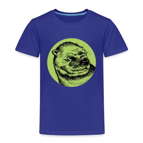 Une Loutre Verte - T-shirt Premium Enfant