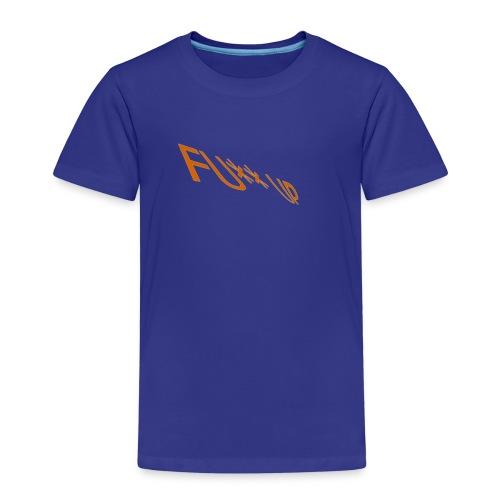 1 LOGO FÜR T SHIRT HINTEN png - Kinder Premium T-Shirt