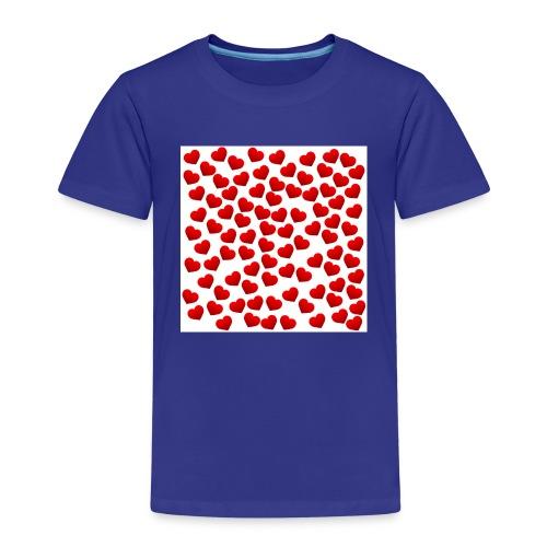 serca jpg - Koszulka dziecięca Premium