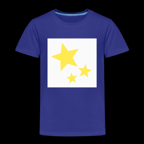Dazzle Zazzle Stars - Kids' Premium T-Shirt