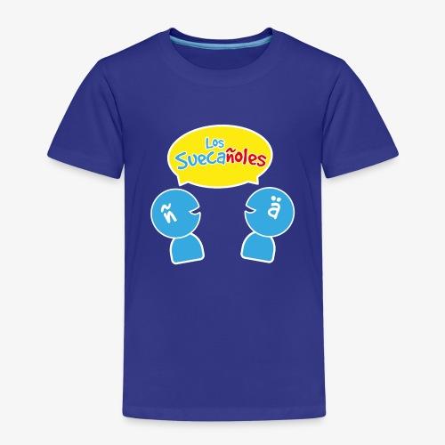 Los Suecañoles logo - Premium-T-shirt barn