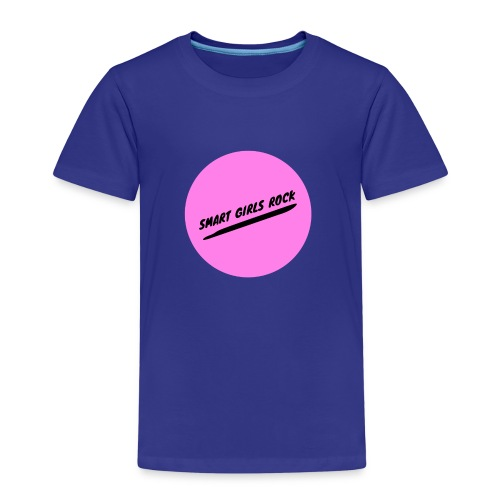Smart Girls Rock - Kinder Premium T-Shirt