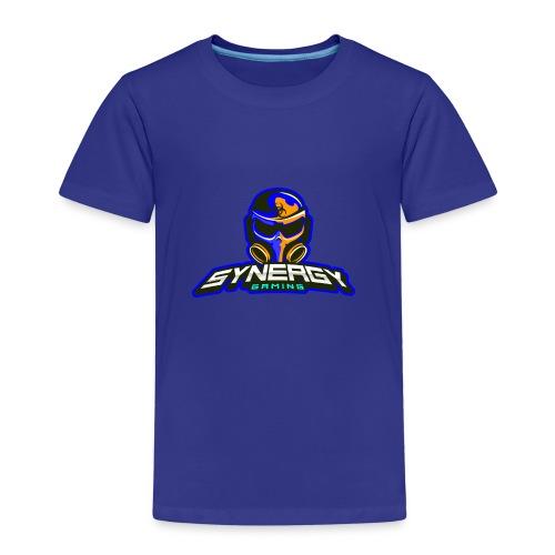Synergy gaming team logo - Kids' Premium T-Shirt