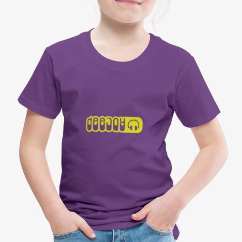 DJ - Camiseta premium niño