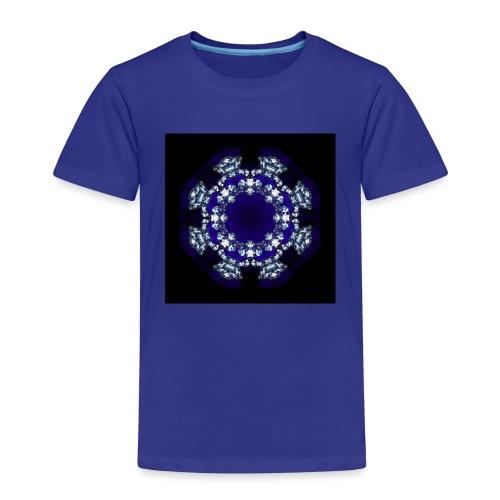 Mandala Diamante - Camiseta premium niño